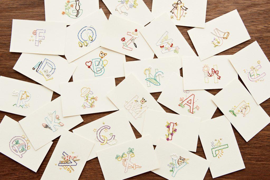 紙刺繍のすすめ2